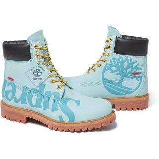 Supreme®/Timberland® Big Logo 6-Inch Premium Waterproof Boot