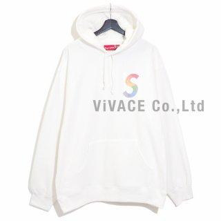 Swarovski® S Logo Hooded Sweatshirt
