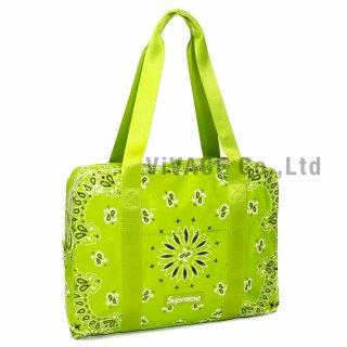Bandana Tarp Small Duffle Bag