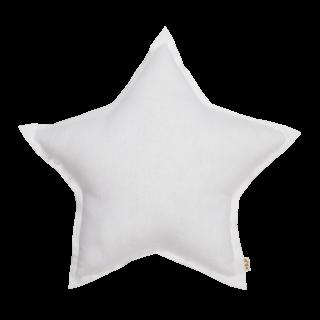 numero74 Star Cushions Pastel 星形クッション Mサイズ   /  white
