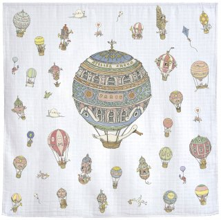 <img class='new_mark_img1' src='https://img.shop-pro.jp/img/new/icons14.gif' style='border:none;display:inline;margin:0px;padding:0px;width:auto;' />Atelier Choux Paris  /  Carre Hot Air Balloons
