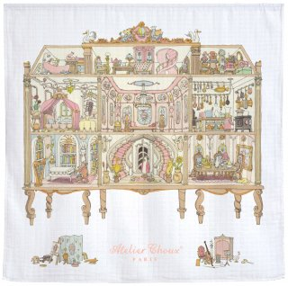 <img class='new_mark_img1' src='https://img.shop-pro.jp/img/new/icons14.gif' style='border:none;display:inline;margin:0px;padding:0px;width:auto;' />Atelier Choux Paris  /  Carre Doll House