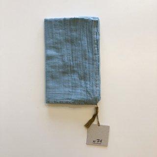 <img class='new_mark_img1' src='https://img.shop-pro.jp/img/new/icons14.gif' style='border:none;display:inline;margin:0px;padding:0px;width:auto;' />numero74  Nana Swaddles   ベビーおくるみ / sweet blue.   Last one!
