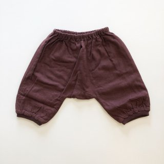 <img class='new_mark_img1' src='https://img.shop-pro.jp/img/new/icons20.gif' style='border:none;display:inline;margin:0px;padding:0px;width:auto;' />CARAMEL   Nilus  Baby trouser   / chocolate  12m last one!  50%off