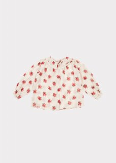 <img class='new_mark_img1' src='https://img.shop-pro.jp/img/new/icons20.gif' style='border:none;display:inline;margin:0px;padding:0px;width:auto;' />CARAMEL    Adikia blouse   / bouquet print  3y 6y 8y 50%off
