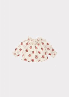 <img class='new_mark_img1' src='https://img.shop-pro.jp/img/new/icons20.gif' style='border:none;display:inline;margin:0px;padding:0px;width:auto;' />CARAMEL    Adikia baby blouse   / bouquet print  12m 18m 2y 50%off