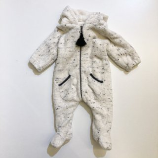 <img class='new_mark_img1' src='https://img.shop-pro.jp/img/new/icons20.gif' style='border:none;display:inline;margin:0px;padding:0px;width:auto;' />1+in the family   BERGEN  polar suit  / Ecru 12m last one! 40%off