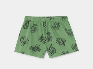 <img class='new_mark_img1' src='https://img.shop-pro.jp/img/new/icons20.gif' style='border:none;display:inline;margin:0px;padding:0px;width:auto;' />BOBO SHOSES   All Over Pineapple Jersey Shorts. 30%off.    6-7y last one!