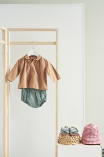 <img class='new_mark_img1' src='https://img.shop-pro.jp/img/new/icons20.gif' style='border:none;display:inline;margin:0px;padding:0px;width:auto;' />CARAMEL  WESTMINSTER BABY SHIRT / TOAST. 40%off