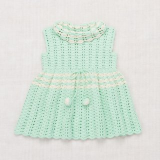 <img class='new_mark_img1' src='https://img.shop-pro.jp/img/new/icons20.gif' style='border:none;display:inline;margin:0px;padding:0px;width:auto;' />MISHA&PUFF   Ever Dress    /  Mint. 50%off