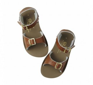 <img class='new_mark_img1' src='https://img.shop-pro.jp/img/new/icons14.gif' style='border:none;display:inline;margin:0px;padding:0px;width:auto;' />SALTWATER SANDALS   Surfer / tan    11(18.2cm) last one!