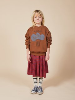 <img class='new_mark_img1' src='https://img.shop-pro.jp/img/new/icons20.gif' style='border:none;display:inline;margin:0px;padding:0px;width:auto;' />BOBO CHOSES   Cloud Sculptor Sweatshirt. 30%off