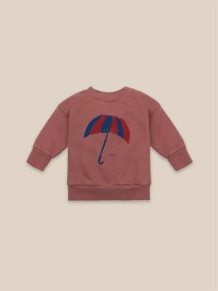 <img class='new_mark_img1' src='https://img.shop-pro.jp/img/new/icons20.gif' style='border:none;display:inline;margin:0px;padding:0px;width:auto;' />BOBO CHOSES   Baby  Umbrella Sweatshirt 30%off