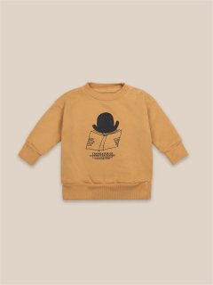 <img class='new_mark_img1' src='https://img.shop-pro.jp/img/new/icons20.gif' style='border:none;display:inline;margin:0px;padding:0px;width:auto;' />BOBO CHOSES   Baby Translator Sweatshirt 12-18m last one! 30%off
