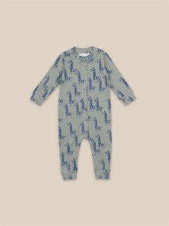<img class='new_mark_img1' src='https://img.shop-pro.jp/img/new/icons20.gif' style='border:none;display:inline;margin:0px;padding:0px;width:auto;' />BOBO CHOSES  Baby  Zebras All Over Overall.    Last one! 30%off