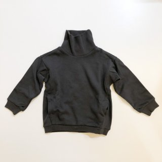 <img class='new_mark_img1' src='https://img.shop-pro.jp/img/new/icons20.gif' style='border:none;display:inline;margin:0px;padding:0px;width:auto;' />MOUN TEN.    sweat highneck / charcoal  110cm last one! 30%off
