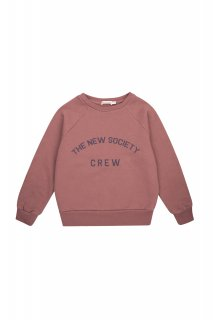 <img class='new_mark_img1' src='https://img.shop-pro.jp/img/new/icons20.gif' style='border:none;display:inline;margin:0px;padding:0px;width:auto;' />the new society   The New Society Crew Sweater / rose taupe. 30%off.   8y last one!