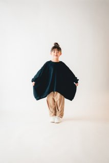 <img class='new_mark_img1' src='https://img.shop-pro.jp/img/new/icons14.gif' style='border:none;display:inline;margin:0px;padding:0px;width:auto;' />nunuforme   Kids  ヘムダブルタックパンツ /   Beige  115cm last one!