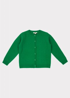 <img class='new_mark_img1' src='https://img.shop-pro.jp/img/new/icons20.gif' style='border:none;display:inline;margin:0px;padding:0px;width:auto;' />CARAMEL  Gadwall Cardigan /  Emerald 6y last one! 30%off