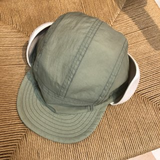 <img class='new_mark_img1' src='https://img.shop-pro.jp/img/new/icons20.gif' style='border:none;display:inline;margin:0px;padding:0px;width:auto;' />MOUN TEN.    ear muff jet cap /  sage green 30%off