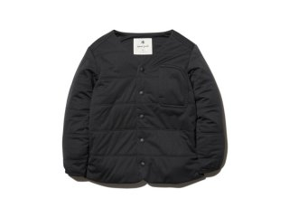 <img class='new_mark_img1' src='https://img.shop-pro.jp/img/new/icons14.gif' style='border:none;display:inline;margin:0px;padding:0px;width:auto;' />Snow peak  Flexible Insulated Cardigan  kidsサイズ / black.    125cm last one!