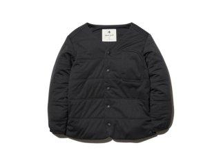 <img class='new_mark_img1' src='https://img.shop-pro.jp/img/new/icons20.gif' style='border:none;display:inline;margin:0px;padding:0px;width:auto;' />Snow peak  Flexible Insulated Cardigan  kidsサイズ / black.    125cm last one! 30%OFF