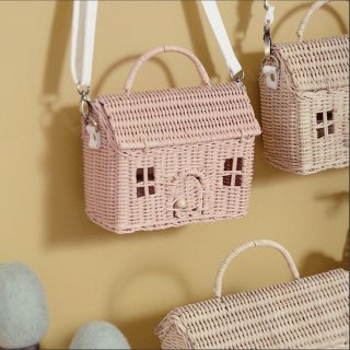 <img class='new_mark_img1' src='https://img.shop-pro.jp/img/new/icons14.gif' style='border:none;display:inline;margin:0px;padding:0px;width:auto;' />Olli Ella    CASA BAG  /  ROSE