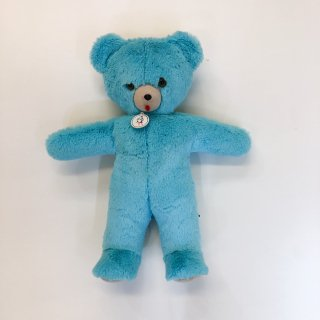 <img class='new_mark_img1' src='https://img.shop-pro.jp/img/new/icons14.gif' style='border:none;display:inline;margin:0px;padding:0px;width:auto;' />Les Petites Maries   TOINOU / TURQUOISE bear