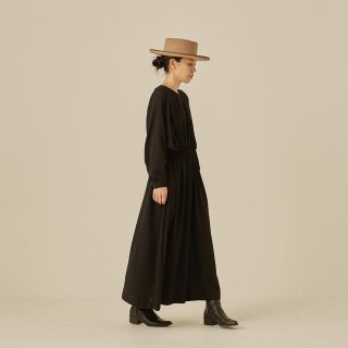 <img class='new_mark_img1' src='https://img.shop-pro.jp/img/new/icons20.gif' style='border:none;display:inline;margin:0px;padding:0px;width:auto;' />elfin folk  women's witch long dress / black.   30%off