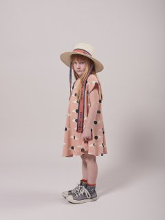 <img class='new_mark_img1' src='https://img.shop-pro.jp/img/new/icons14.gif' style='border:none;display:inline;margin:0px;padding:0px;width:auto;' />BOBO CHOSES  Kids  Eyes All Over Jersey Dress