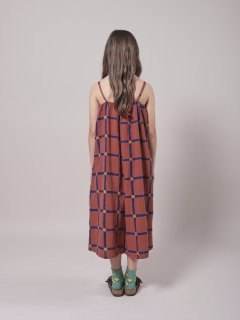 <img class='new_mark_img1' src='https://img.shop-pro.jp/img/new/icons14.gif' style='border:none;display:inline;margin:0px;padding:0px;width:auto;' />BOBO CHOSES  Kids  Cube All Over Woven Overall