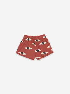 <img class='new_mark_img1' src='https://img.shop-pro.jp/img/new/icons14.gif' style='border:none;display:inline;margin:0px;padding:0px;width:auto;' />BOBO CHOSES  Kids  Eyes All Over Jersey Shorts