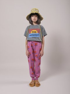 <img class='new_mark_img1' src='https://img.shop-pro.jp/img/new/icons14.gif' style='border:none;display:inline;margin:0px;padding:0px;width:auto;' />BOBO CHOSES  Kids  For President Short Sleeve T-Shirt