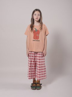 <img class='new_mark_img1' src='https://img.shop-pro.jp/img/new/icons14.gif' style='border:none;display:inline;margin:0px;padding:0px;width:auto;' />BOBO CHOSES  Kids  Vote For Pepper Short Sleeve T-Shirt