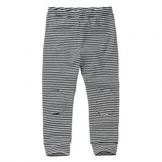 <img class='new_mark_img1' src='https://img.shop-pro.jp/img/new/icons14.gif' style='border:none;display:inline;margin:0px;padding:0px;width:auto;' />MINGO  Legging  basics / stripes black&white