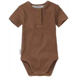 <img class='new_mark_img1' src='https://img.shop-pro.jp/img/new/icons14.gif' style='border:none;display:inline;margin:0px;padding:0px;width:auto;' />MINGO   Rib Bodysuit   /  Warm Earth