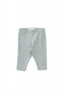 <img class='new_mark_img1' src='https://img.shop-pro.jp/img/new/icons14.gif' style='border:none;display:inline;margin:0px;padding:0px;width:auto;' />TINYCOTTONS   SMALL FLOWERS BABY PANTsummer grey/honey