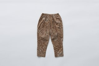 <img class='new_mark_img1' src='https://img.shop-pro.jp/img/new/icons14.gif' style='border:none;display:inline;margin:0px;padding:0px;width:auto;' />eLfin Folk  QiLin pants / brown  110cm last one!