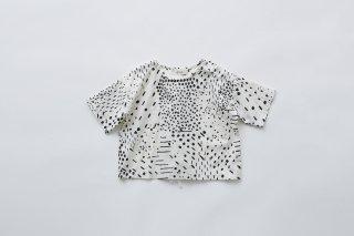 <img class='new_mark_img1' src='https://img.shop-pro.jp/img/new/icons14.gif' style='border:none;display:inline;margin:0px;padding:0px;width:auto;' />eLfin Folk  QiLin T shirts / white 110cm last one!