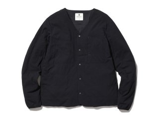 <img class='new_mark_img1' src='https://img.shop-pro.jp/img/new/icons20.gif' style='border:none;display:inline;margin:0px;padding:0px;width:auto;' />Snow peak  Flexible Insulated Cardigan ユニセックスサイズ / Black  30%OFF