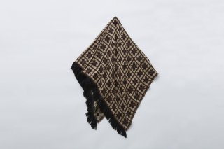 <img class='new_mark_img1' src='https://img.shop-pro.jp/img/new/icons14.gif' style='border:none;display:inline;margin:0px;padding:0px;width:auto;' />eLfin Folk  Amish quilt blanket / brown