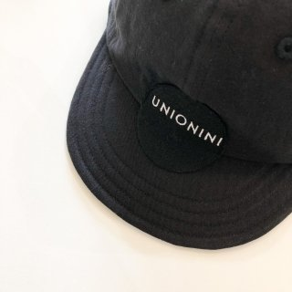 <img class='new_mark_img1' src='https://img.shop-pro.jp/img/new/icons14.gif' style='border:none;display:inline;margin:0px;padding:0px;width:auto;' />UNIONINI    baseball cap / black
