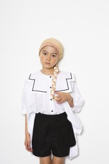 <img class='new_mark_img1' src='https://img.shop-pro.jp/img/new/icons14.gif' style='border:none;display:inline;margin:0px;padding:0px;width:auto;' />folk made  sailor collar shirts / white S last one!