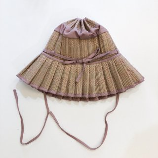 <img class='new_mark_img1' src='https://img.shop-pro.jp/img/new/icons14.gif' style='border:none;display:inline;margin:0px;padding:0px;width:auto;' />Lorna Murray Apparel   Child capri hat / Flores Bungalow 118  M last one!