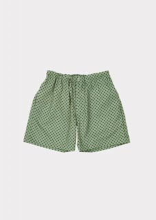 <img class='new_mark_img1' src='https://img.shop-pro.jp/img/new/icons14.gif' style='border:none;display:inline;margin:0px;padding:0px;width:auto;' />CARAMEL  LOBSTER SHORTS /  GEO PRINT  3y 4y 6y