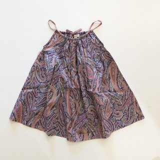 <img class='new_mark_img1' src='https://img.shop-pro.jp/img/new/icons14.gif' style='border:none;display:inline;margin:0px;padding:0px;width:auto;' />CARAMEL  CONE FISH DRESS /  PAISLEY PARK PINK  3y 4y 6y