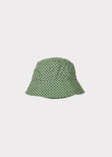 <img class='new_mark_img1' src='https://img.shop-pro.jp/img/new/icons14.gif' style='border:none;display:inline;margin:0px;padding:0px;width:auto;' />CARAMEL  HIPPOCAMPUS SUNHAT /  GEO PRINT