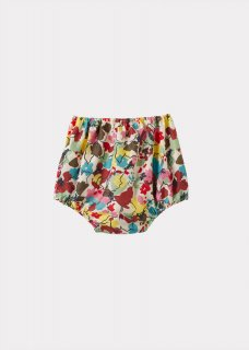 <img class='new_mark_img1' src='https://img.shop-pro.jp/img/new/icons14.gif' style='border:none;display:inline;margin:0px;padding:0px;width:auto;' />CARAMEL  GROUPER BABY BLOOMER /  PAINTED FLOWER 12m 18m