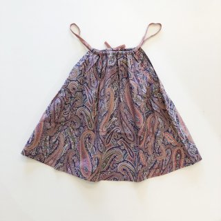 <img class='new_mark_img1' src='https://img.shop-pro.jp/img/new/icons14.gif' style='border:none;display:inline;margin:0px;padding:0px;width:auto;' />CARAMEL  CONE FISH BABY DRESS / PAISLEY PARK PINK 12m 18m 2y