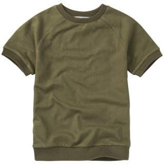 <img class='new_mark_img1' src='https://img.shop-pro.jp/img/new/icons14.gif' style='border:none;display:inline;margin:0px;padding:0px;width:auto;' />MINGO   Fancy jersey T-shirt /  sage green  6−8y last one!